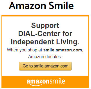 Amazon Smile Donation Button